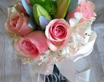 Pink love Bridal Bouquet!