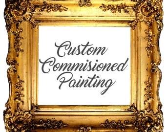 Custom Oil Painting
