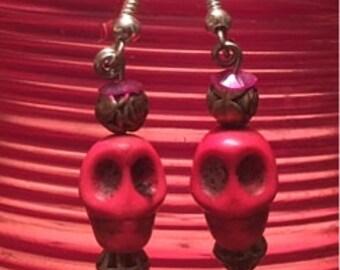 Pink Sugar Skulls