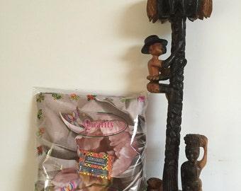 King Size Flowered Duvet Set