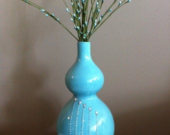 Ceramic Bubble Vase