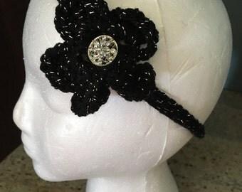 Crochet Stetch headband