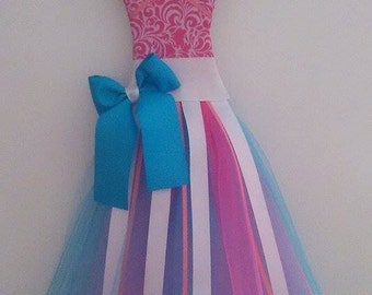 Tutu Hair Bow Holder