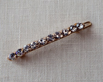Essential Crystal Barrette