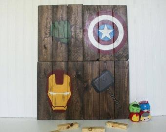 Disney Inspired Marvel Package