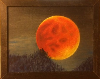Harvest Moon Painting