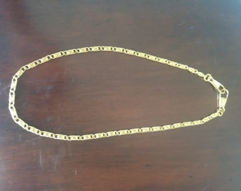 """Gold Plated Chain 18"""""""