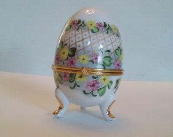 Vintage decaration egg
