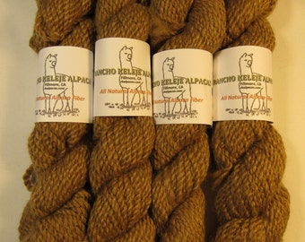 Baby/Superfine Bulky Alpaca Yarn