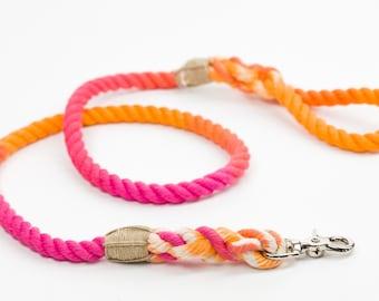 Tutti Frutti Tie Dye 5ft leash