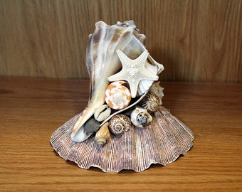 Table Centerpiece, Nautical Decor Centerpiece, Beach Decor Centerpiece, Beach Wedding Centerpiece