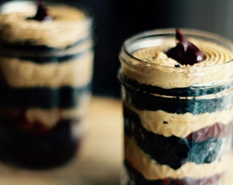 The Peanut Buttery Six Pack - Jar Cakes