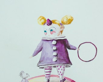 Marmot Clown