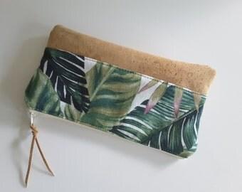 """Pencil case """"Tropics"""""""
