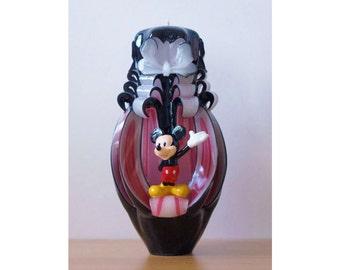 Minnie Mouse Candle Etsy