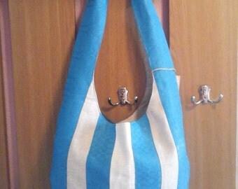 """Bag of linen """"Sea"""""""