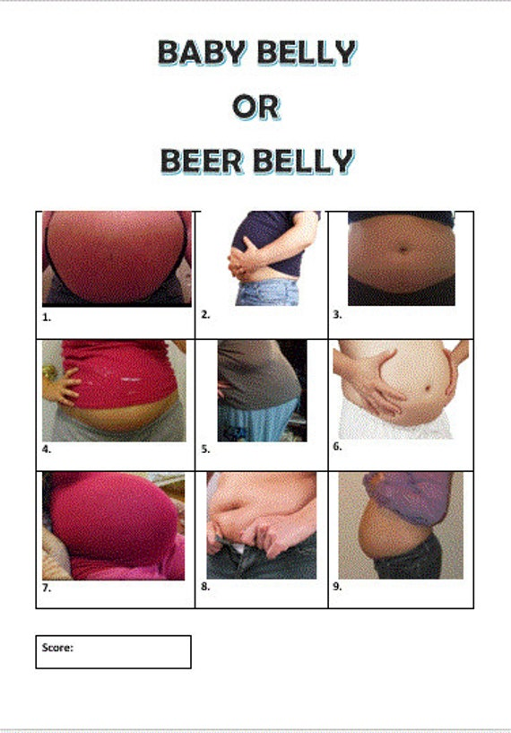 Beer Belly Vs Pregnant Belly | www.pixshark.com - Images ...