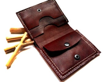 Wallet Brown handmade
