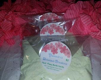 ABC Botanical Fizzy Bath Salts