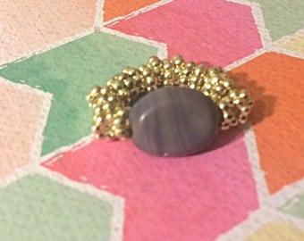Stone Elastic Ring Md