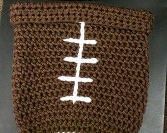 Crochet Newborn Cocoon and Hat
