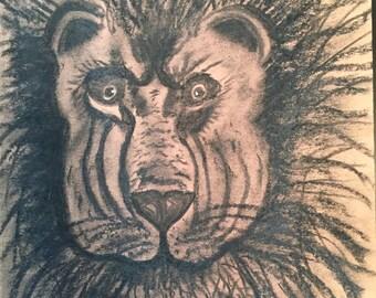 LESTER the LION