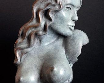 """Bronze Sculpture """"Rider"""""""