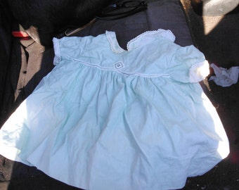 Vintage baby or doll. Dress