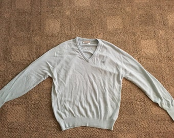 Dior Baby Blue Sweater