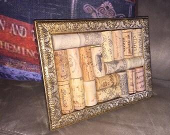 Wine Cork Board - Pretty and Useful