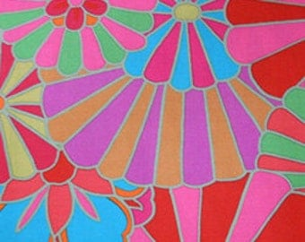 Kaffe Fassett - Radiation in Red - FREE SHIPPING!
