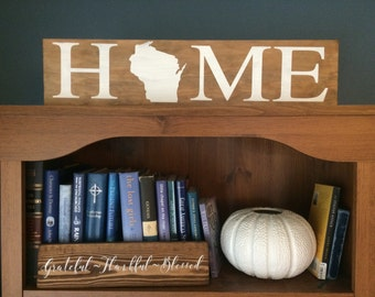 Custom Home Sign - Pick your State