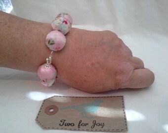 Vintage Beads Bracelet