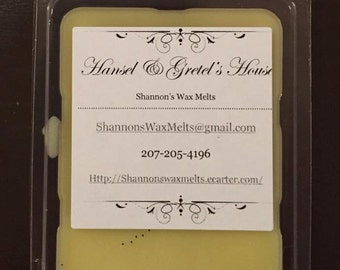 Hansel and Gretel's House Wax Melts