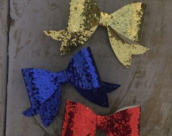 Handmade, Christmas hair bow