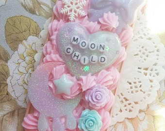 Moon child decoden phone case for iPhone 6/6s