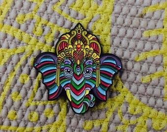 Ganesh hatpin