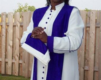 Custom Clergy Robes