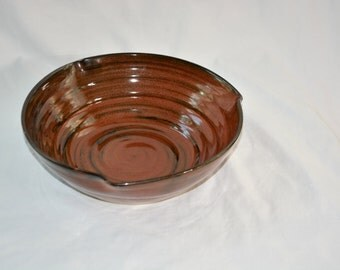 Rippled Bowl