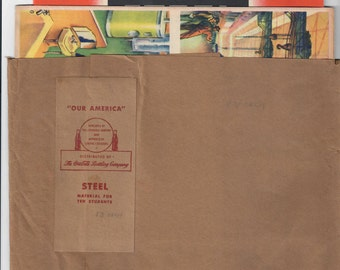 Steel / Coca-Cola Educational and Advertising Booklet