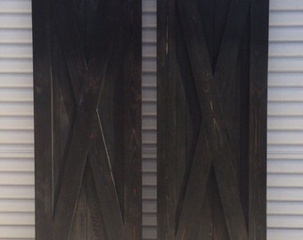Barn Door Hardware Etsy