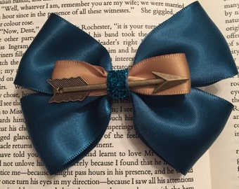 Be Brave 'Merida' Hair Bow