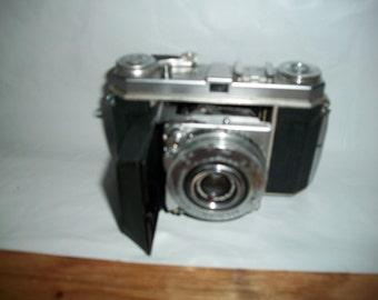 Vintage Mid Century Kodak Retina 1a Camera (type 015) made in Germany