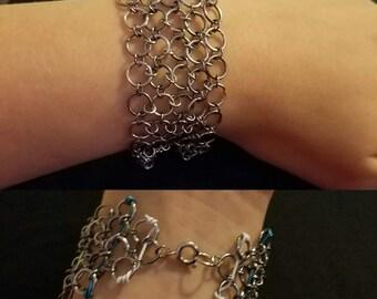 4-in-1 Ringmail Bracelet