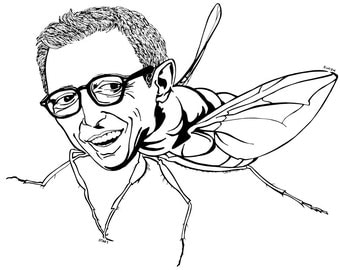 Jeff Goldblum Maze - Digital File