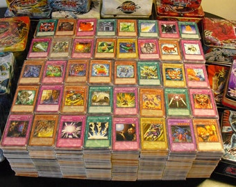 50 Yugioh Cards Foil Lot! (No Commons,or Rares)