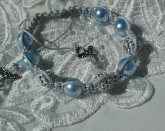Angel Shamballa Bracelet