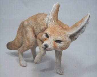 Fennec fox figurine No. 3