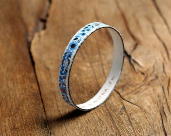 Metal Bangle, made in Austria * free shipping *