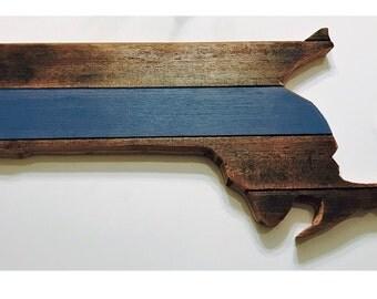 Reclaim Wood cutout- Massachusetts